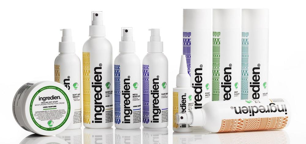 Ingredien økologiske frisør produkter